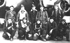 Crewmen from the 457th Bomb Group